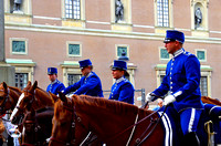 Royal Guard, Stockholm