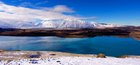 Lake Tekapo from Mt John