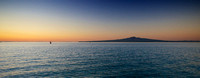 Rangitoto Sunset, 13 May 2013