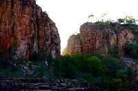 Katherine Gorge, NT at Sunrise. Zeiss 35mm Lens